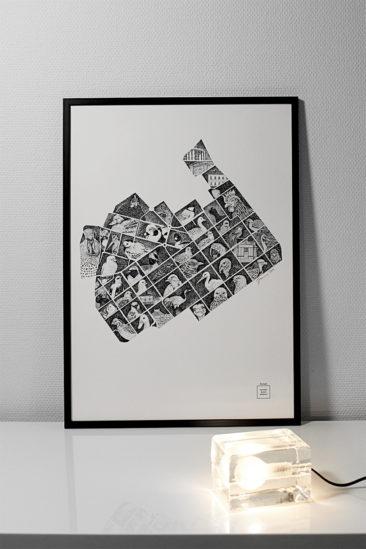 Kamppi A2 (420 x 594mm)