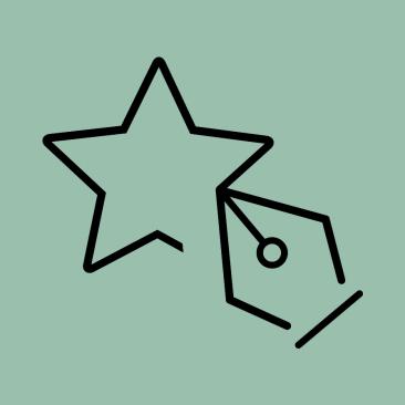 Workspace ikonijärjestelmä