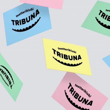 Tribuna teatteriklubin logo